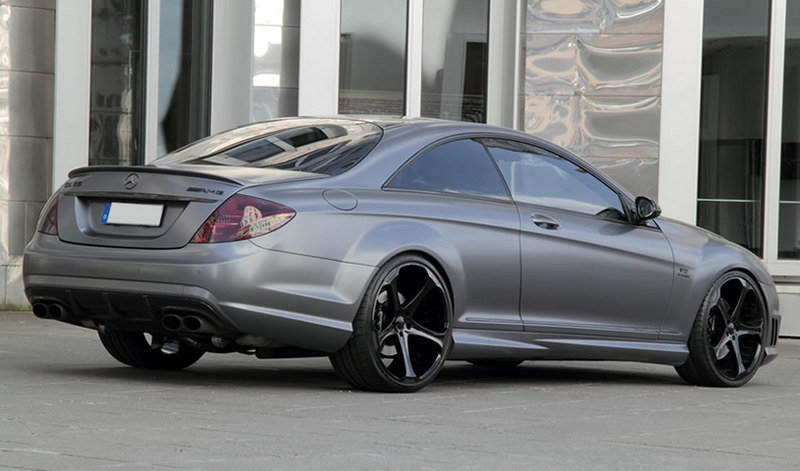 2013 Mercedes CL65 AMG Special Grey Stone Edition by Anderson Germany
