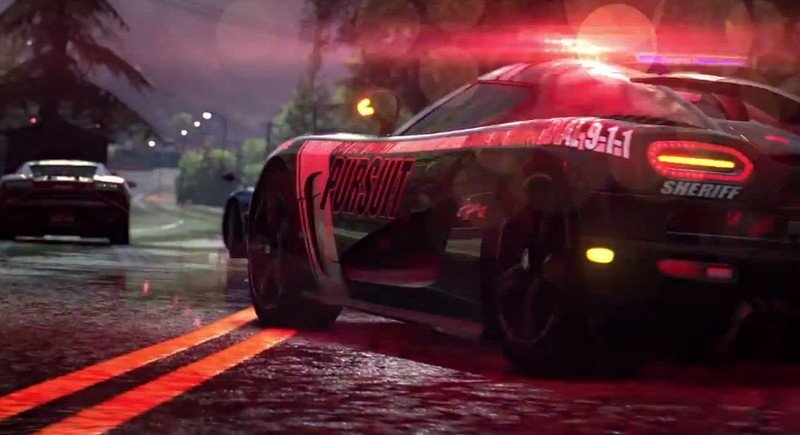 Video: Need for Speed Rivals Reveals the Undercover Cop