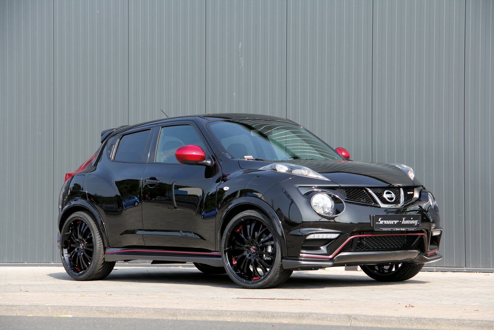 2013 nissan juke nismo by senner tuning review top speed for Nissan juke dauertest
