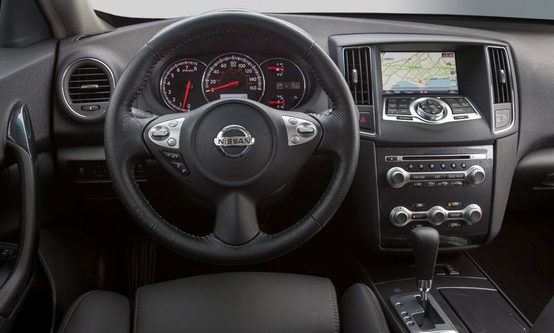 2014 Nissan Maxima Top Speed