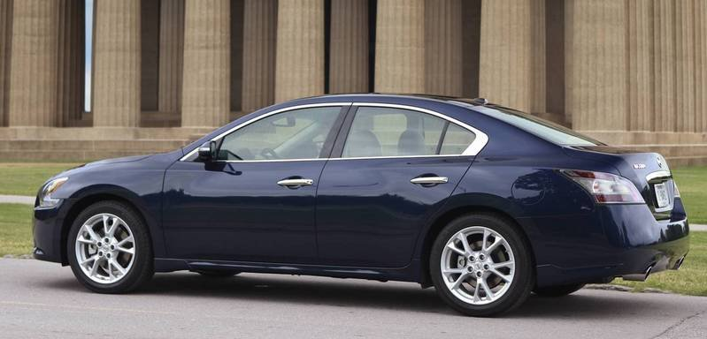 2014 Nissan Maxima Review Top Speed