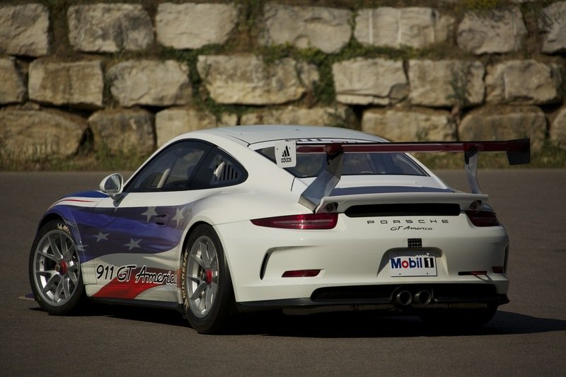 2014 Porsche 911 GT America High Resolution Exterior - image 518638