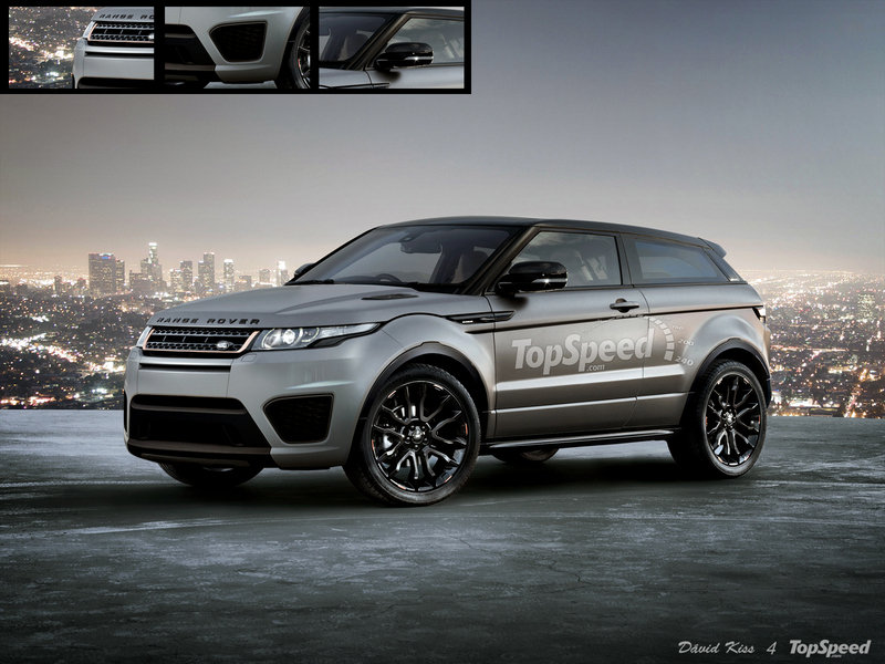 2014 Range Rover Evoque RS