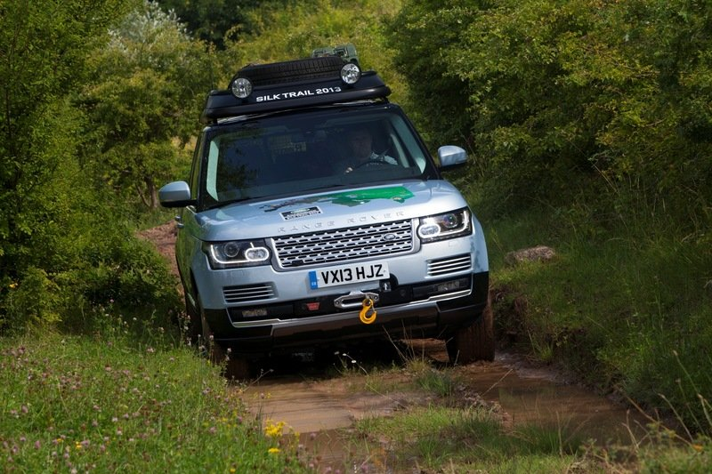2015 Land Rover Range Rover Sdv6 Hybrid Review Top Speed