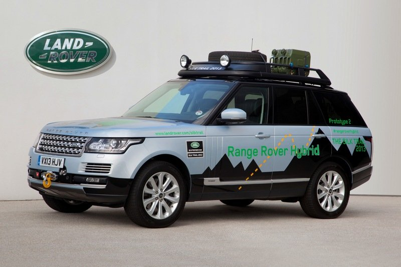 2015 Land Rover Range Rover Sdv6 Hybrid Pictures Photos Wallpapers