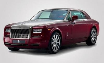 2013 Rolls-Royce Phantom Ruby Edition
