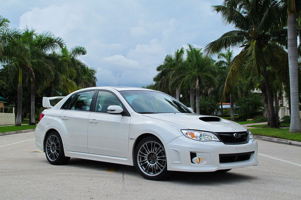 2013 Subaru Impreza Wrx Hatchback >> 2014 Subaru Impreza WRX STi Review - Top Speed