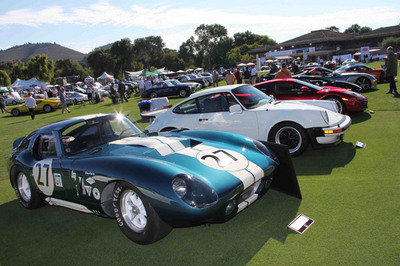The Quail, A Motorsports Gathering 2013 Preview