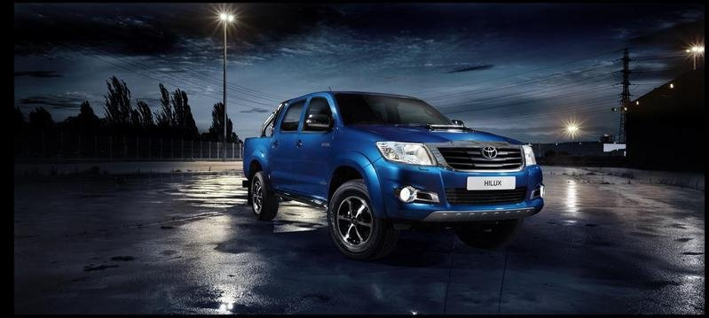 2013 Toyota Hilux Invincible