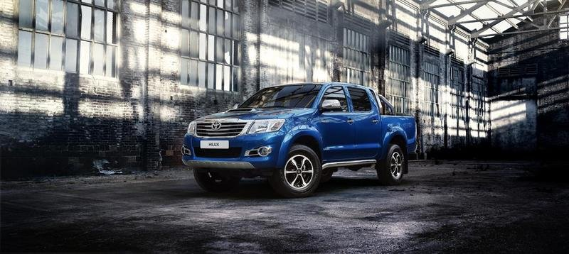 2013 Toyota Hilux Invincible High Resolution Exterior - image 518631