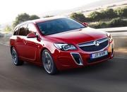 2013 Vauxhall Insignia VXR SuperSport - image 520531