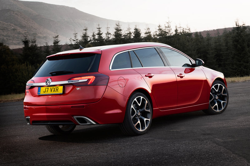 2013 Vauxhall Insignia VXR SuperSport High Resolution Exterior - image 520532
