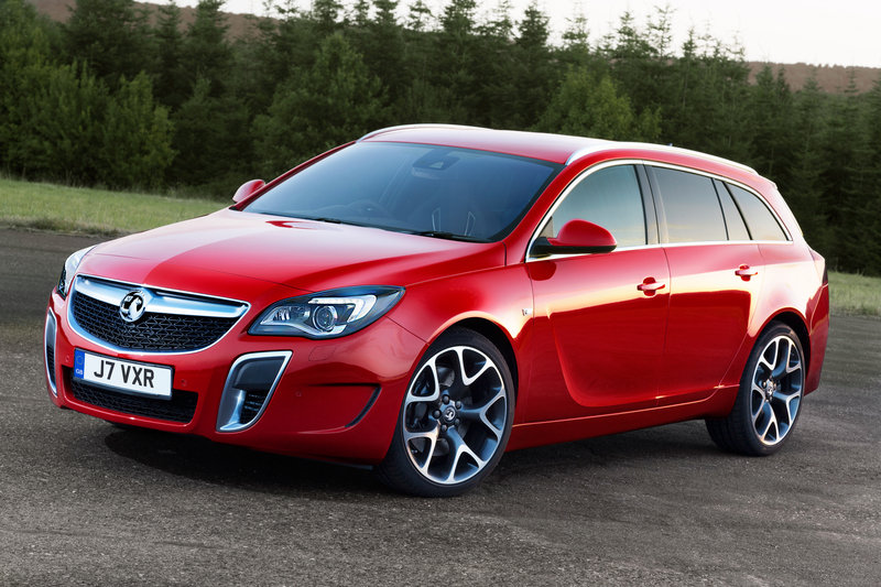 2013 Vauxhall Insignia VXR SuperSport