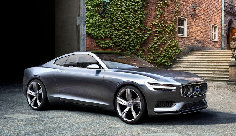 2013 Volvo Concept Coupe High Resolution Exterior Wallpaper quality - image 520468