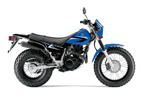 2014 Yamaha Tw200 Motorcycle Review Top Speed