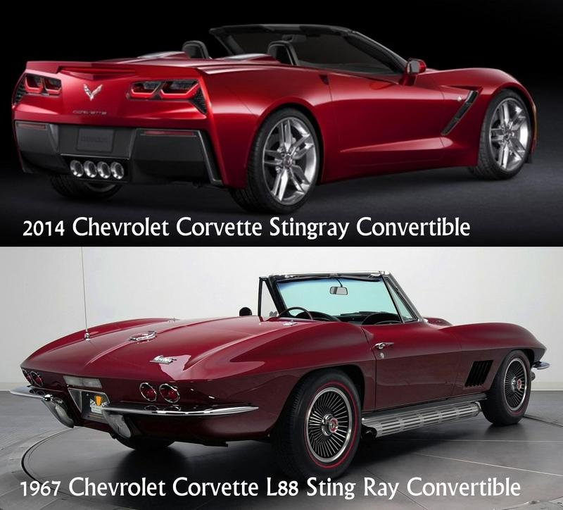 1967 Chevrolet L88 Corvette Sting Ray Convertible Exterior - image 523818