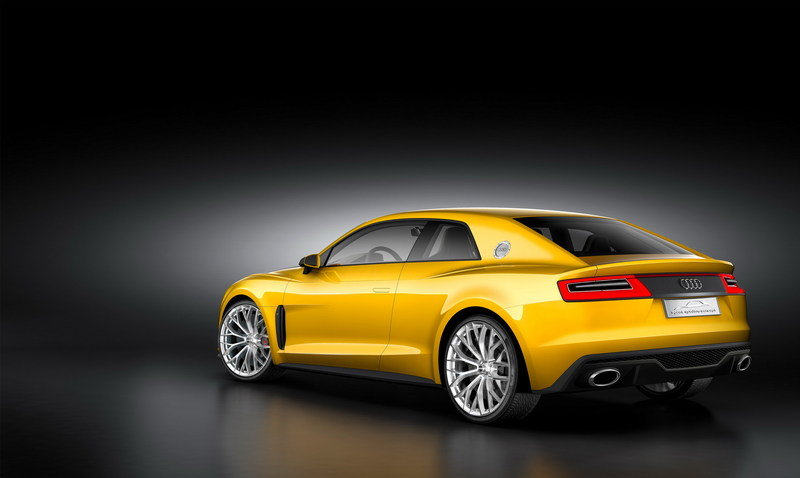 2013 Audi Sport Quattro Concept High Resolution Exterior - image 521243