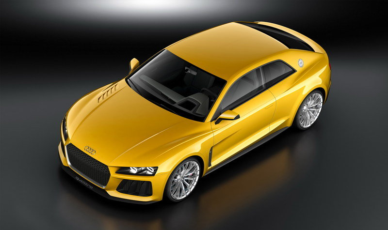 Audi Relaunches Audi Sport GmbH, As Many As Eight Performance Models Are On Deck