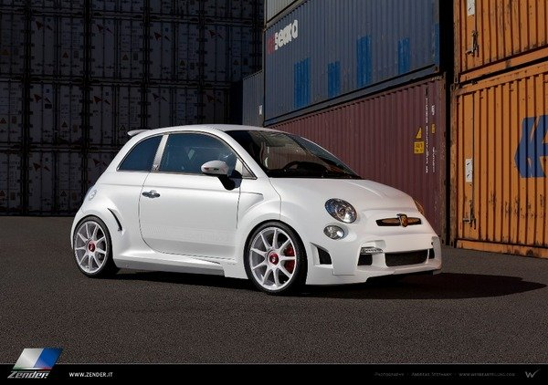 2017 Fiat 500 Abarth Ares By Pogea Racing Review Gearopen