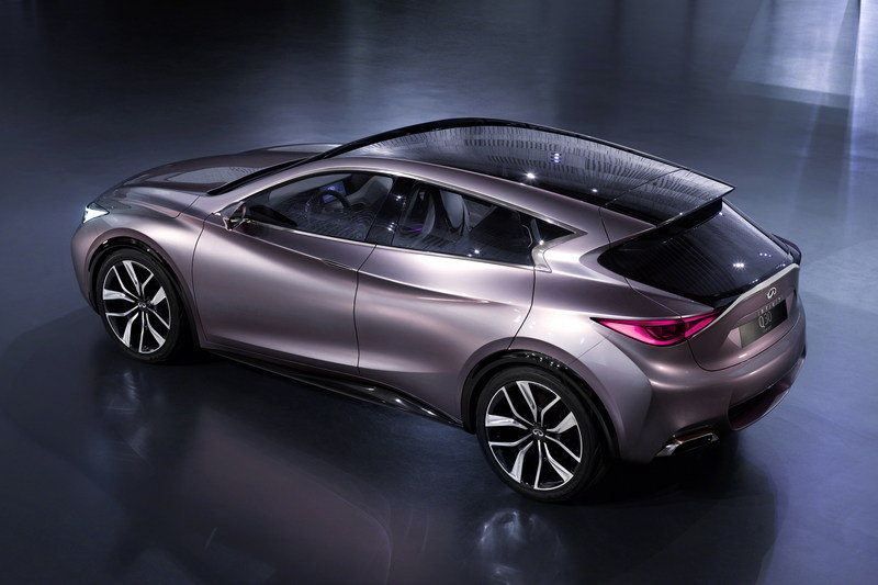 2013 Infiniti Q30 Concept High Resolution Exterior - image 523044