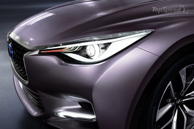 2013 Infiniti Q30 Concept High Resolution Exterior - image 523059