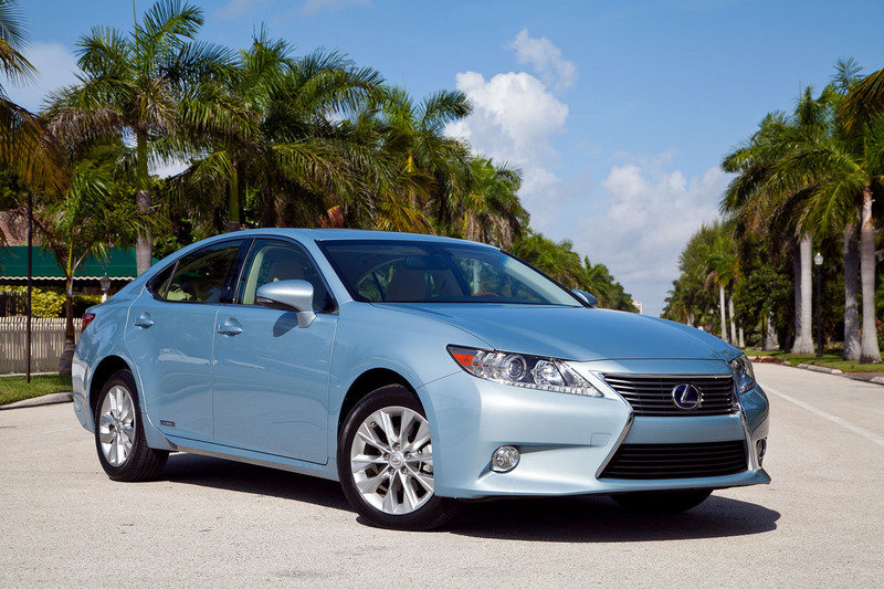 2013 - 2014 Lexus ES 300h High Resolution Exterior - image 523582