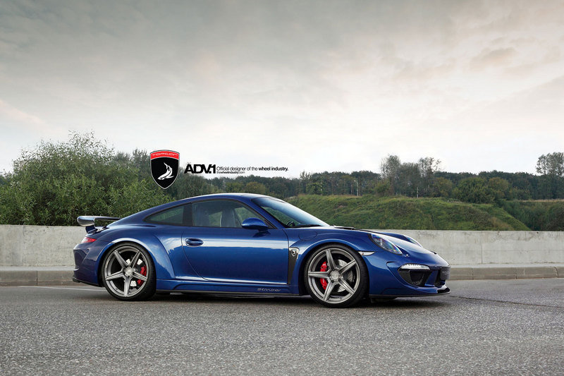 2013 Porsche 991 Carrera 4S Stinger by TopCar High Resolution Exterior - image 522098