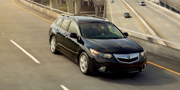 2014 Acura Tsx Sport Wagon Car Review Top Speed