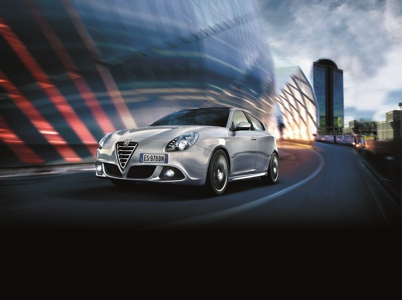 2014 Alfa Romeo Giulietta High Resolution Exterior Wallpaper quality - image 521065