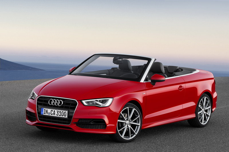 2015 Audi A3 Cabriolet High Resolution Exterior - image 522464