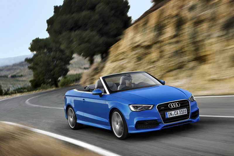 2015 Audi A3 Cabriolet High Resolution Exterior - image 522236