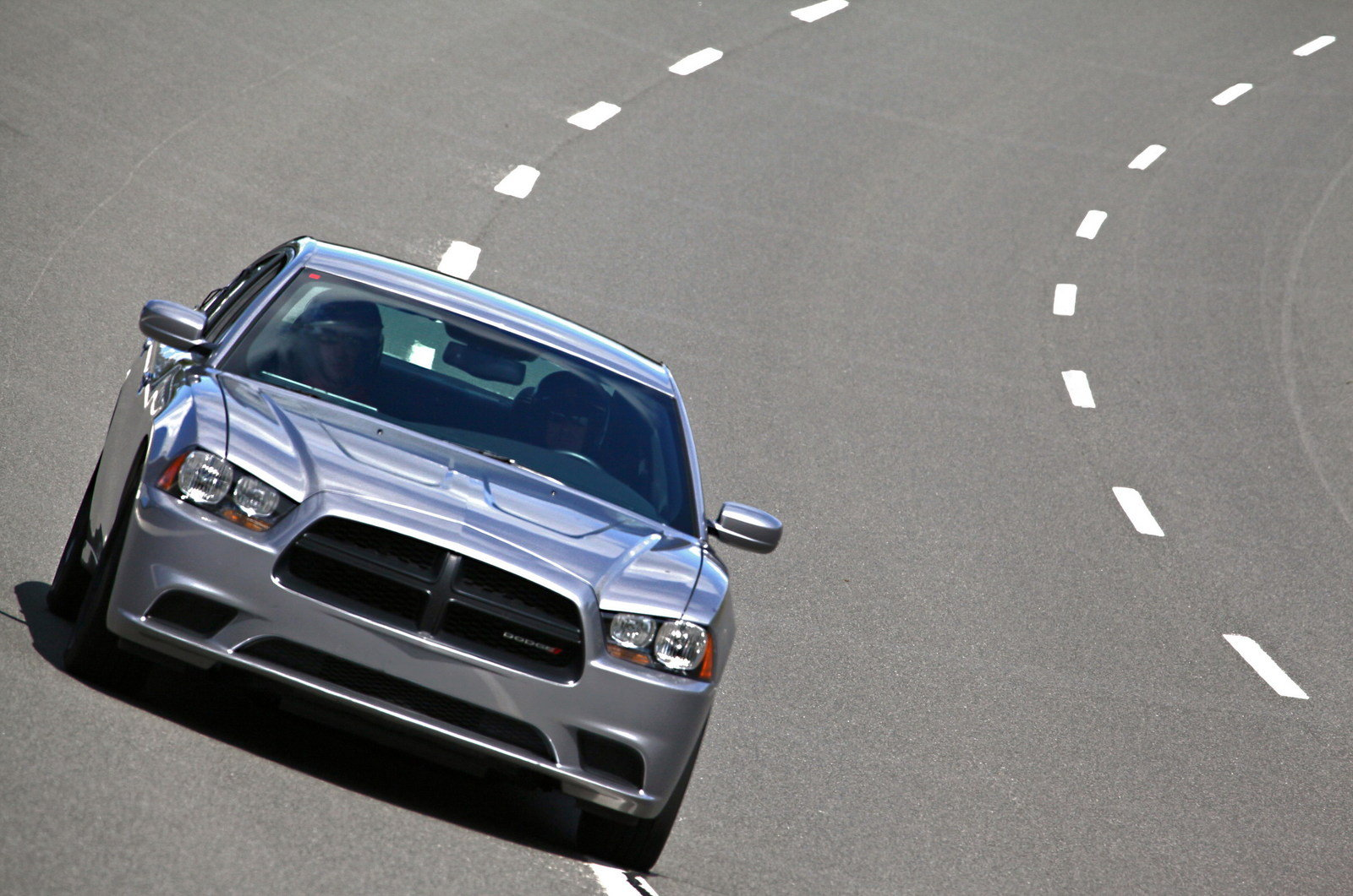 2014 Dodge Charger Pursuit Dominates The Michigan State