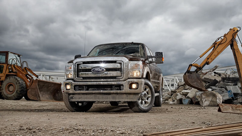 2014 Ford F-Series Super Duty