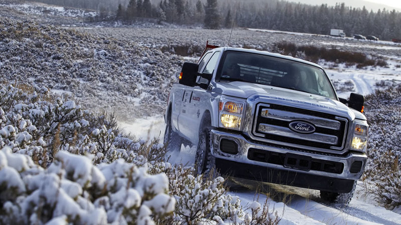 2014 Ford F-Series Super Duty Exterior - image 524376
