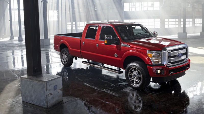 2014 Ford F-Series Super Duty Exterior - image 524420