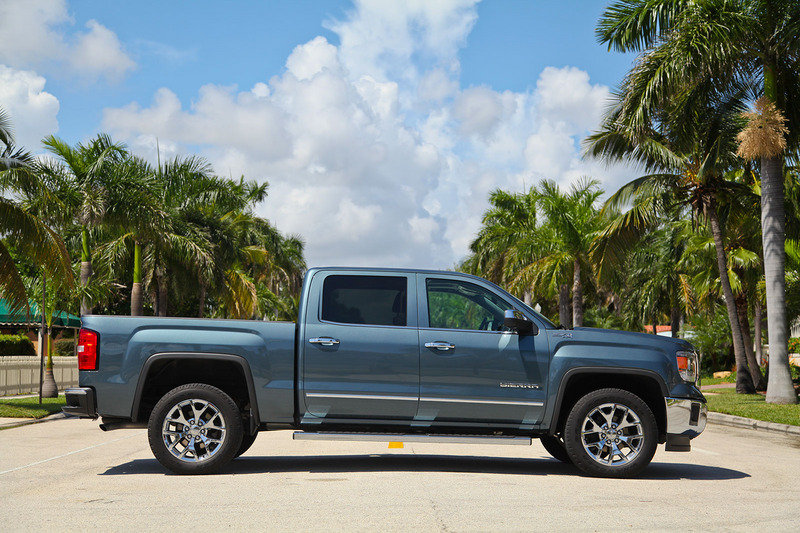 2014 GMC Sierra 1500 High Resolution Exterior - image 524787