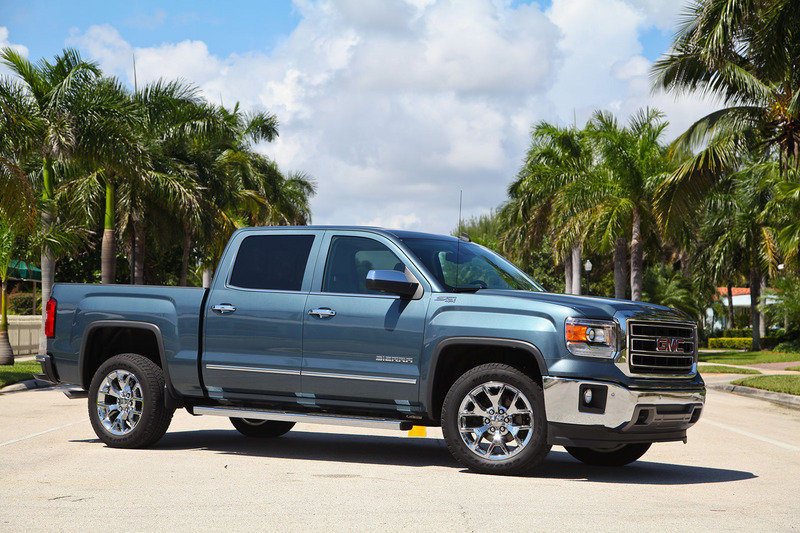 2014 GMC Sierra 1500 High Resolution Exterior - image 524785