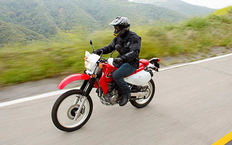 2014 Honda XR650L - Picture 522764   motorcycle review