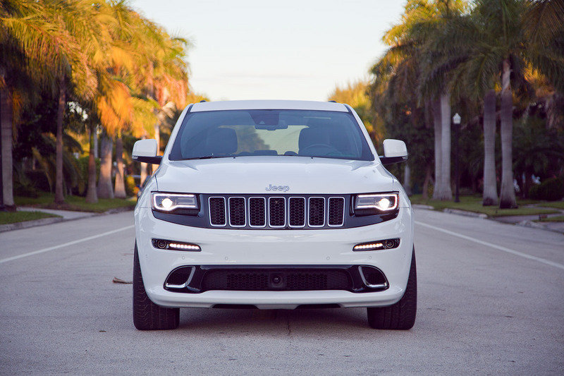 2014 Jeep Grand Cherokee SRT High Resolution Exterior - image 521906