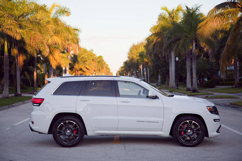 2014 Jeep Grand Cherokee SRT High Resolution Exterior - image 521907