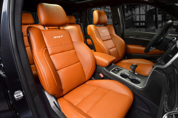2014 Jeep Grand Cherokee SRT - Picture 521238 | car review ...