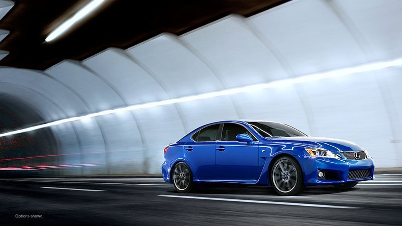 2014 Lexus IS F High Resolution Exterior - image 525819