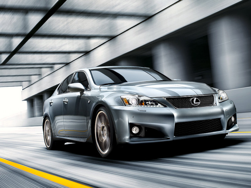2014 Lexus IS F High Resolution Exterior - image 525827