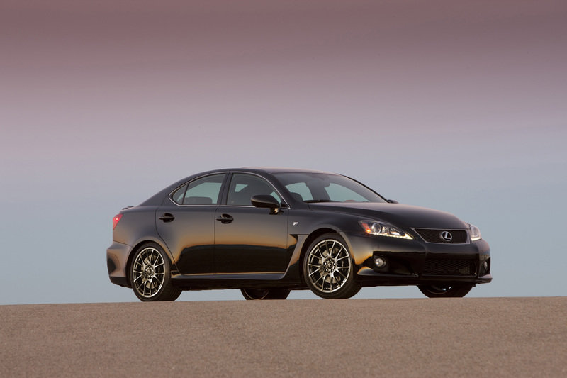 2014 Lexus IS F High Resolution Exterior - image 525732