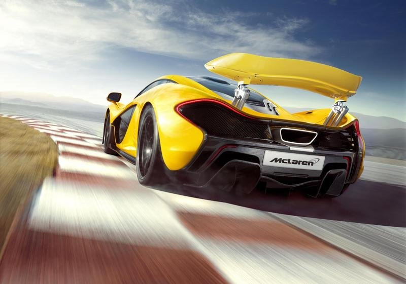 Wallpaper of the Day: 2014 McLaren P1