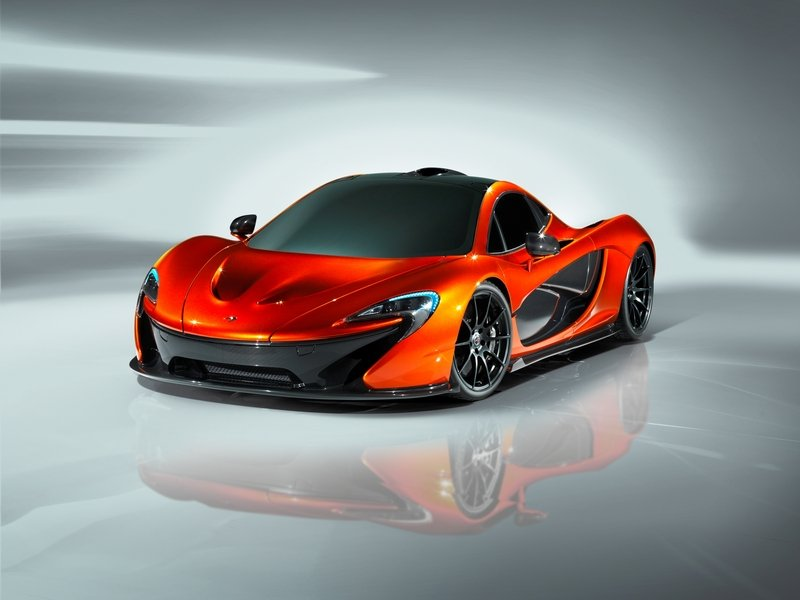 2014 McLaren P1 High Resolution Exterior - image 521817
