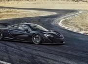 McLaren Testing Electric Supercar; Production Model Still a Few Years Away - image 521887