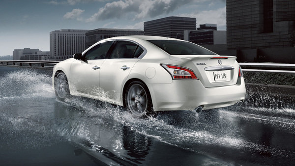 2014 nissan maxima car review top speed. Black Bedroom Furniture Sets. Home Design Ideas