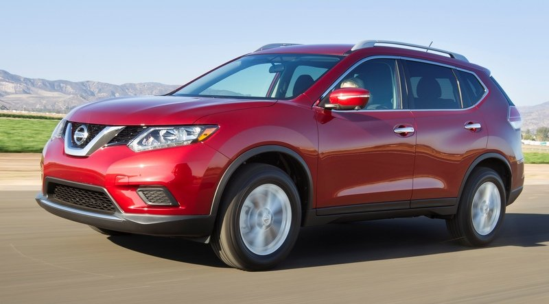 2014 Nissan Rogue High Resolution Exterior - image 522715