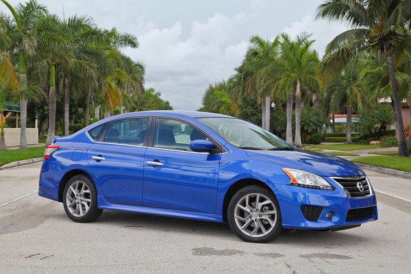 2014 Nissan Sentra Sr Review Top Speed
